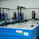 Blue Biotechnology Laboratory